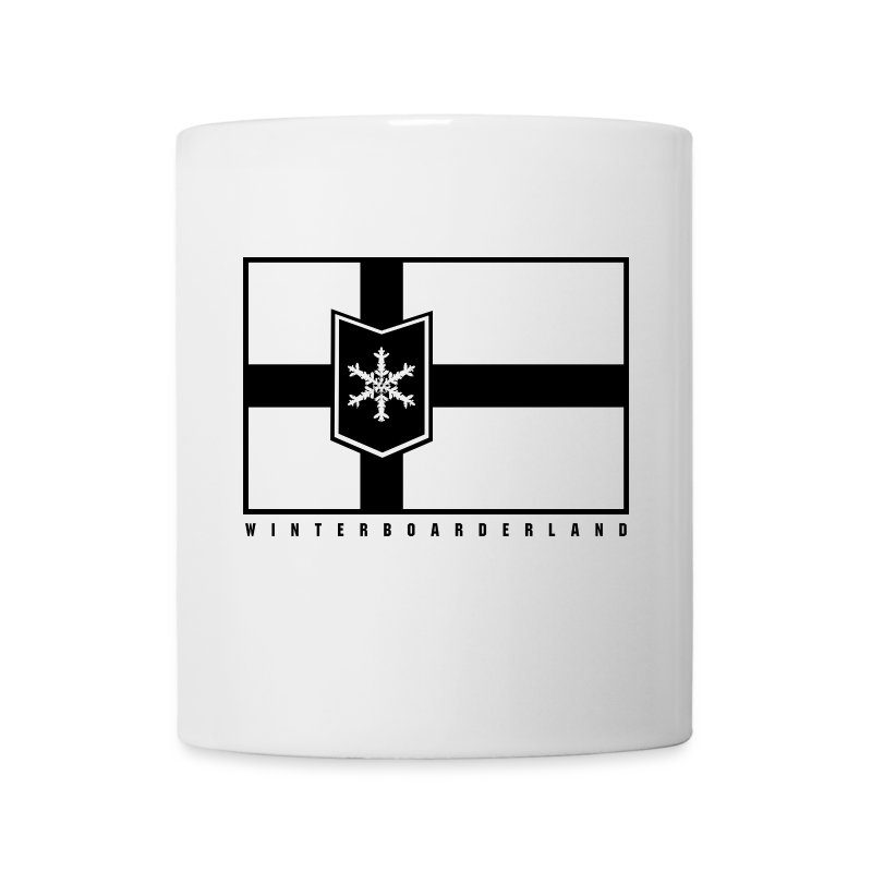 WinterBoarderLand cup - Tasse