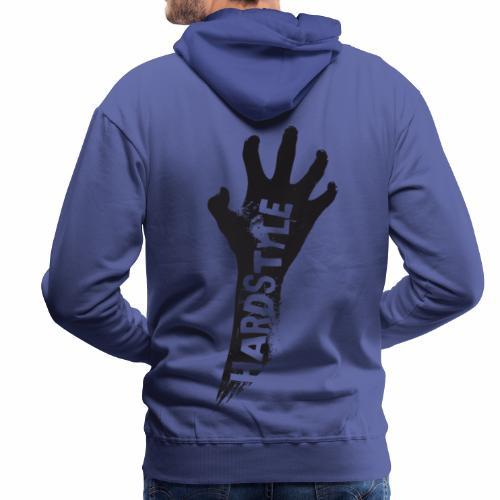 Sweat Cecel Hardstyle - Sweat-shirt à capuche Premium pour hommes