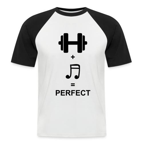 Perfect - T-Shirt - Männer Baseball-T-Shirt