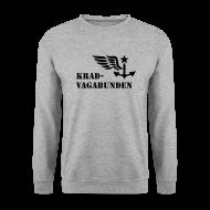 Pullover & Hoodies ~ Männer Pullover ~ Pulli Männer (schwarzer Aufruck)