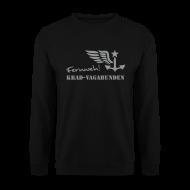 Pullover & Hoodies ~ Männer Pullover ~ FERNWEH - Pulli Männer (Aufdruck grau)