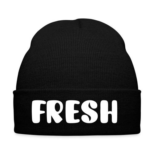 FRESH beanie Rounded - Winter Hat
