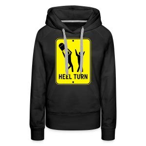 Vector - Heel Turn