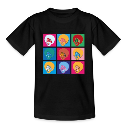 Bob-Art - Kinderen T-shirt