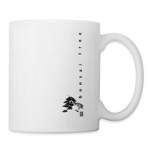 Mug Kakemono Bonsaï Tree - Mug blanc