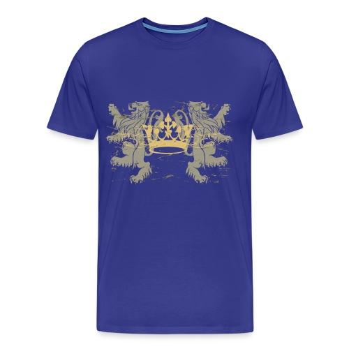 Majestic King Premium - Männer Premium T-Shirt