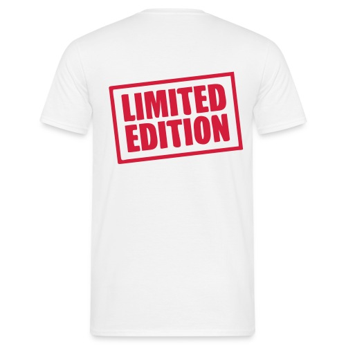 Limited Edition - Männer T-Shirt