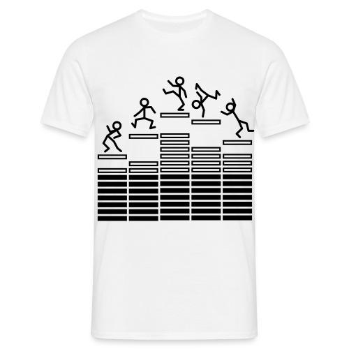 Party-Lost - Männer T-Shirt