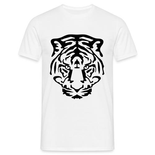 Tiger-Shirt - Männer T-Shirt