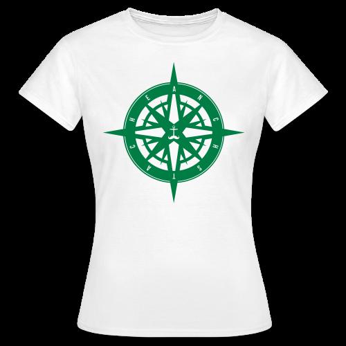 kompass // mädels - Frauen T-Shirt