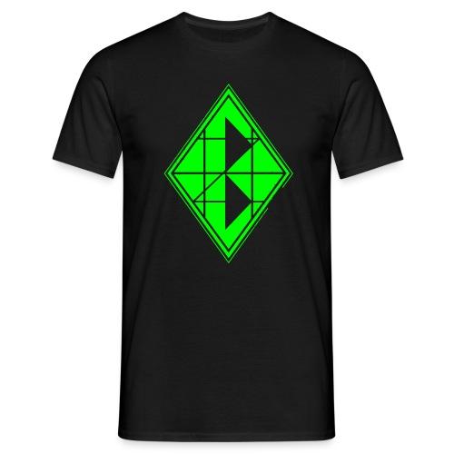 Green Diamond Standard - Männer T-Shirt