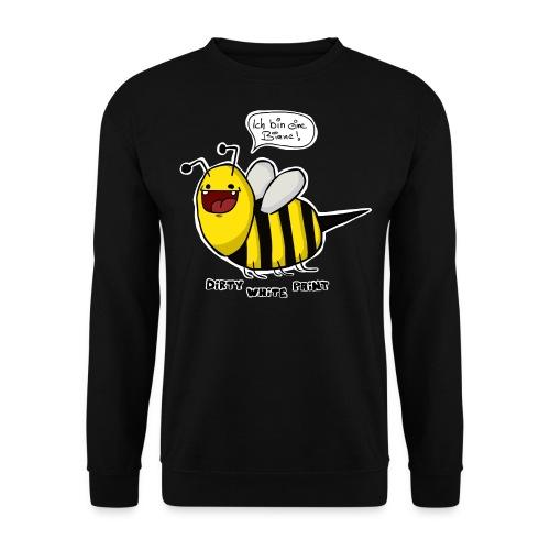 Ich bin eine Biene-Pulli - Guys - Männer Pullover