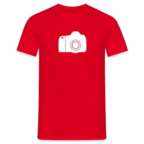 T-Shirt DSLR - Männer T-Shirt