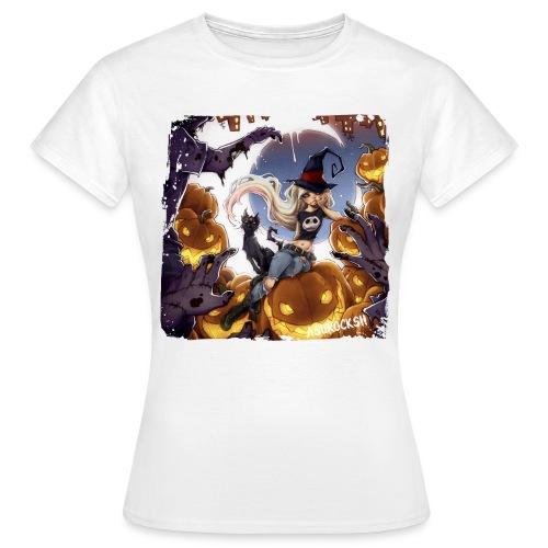 RoRo Halloween Shirt classic - Frauen T-Shirt