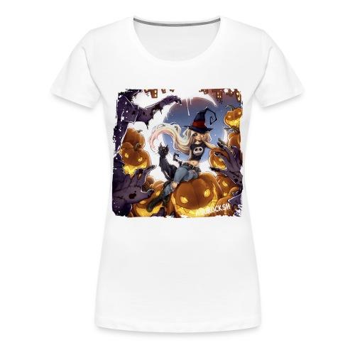 RoRo Halloween Shirt (bis 3XL) - Frauen Premium T-Shirt