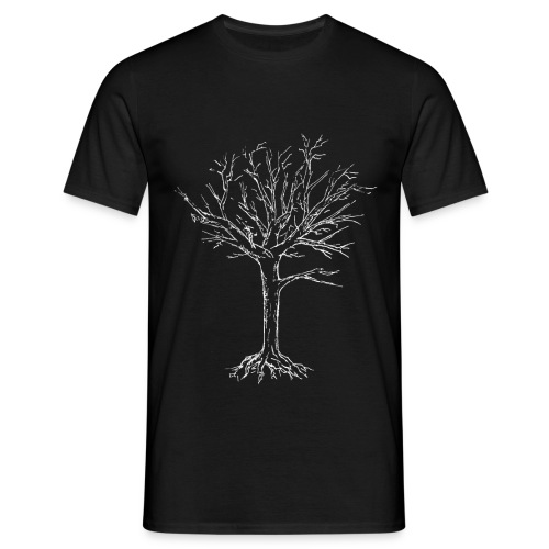 Dead Tree Invert Men - Men's T-Shirt