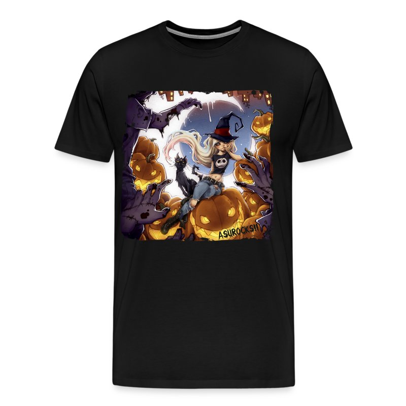 RoRo Halloween Shirt men's - Männer Premium T-Shirt
