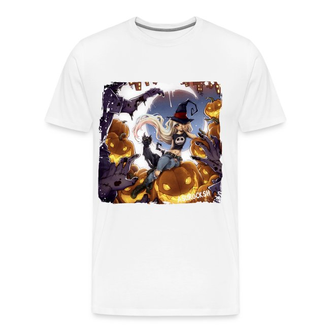 RoRo Halloween Shirt men's