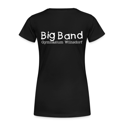 Big Band Gywi - Frauen Premium T-Shirt