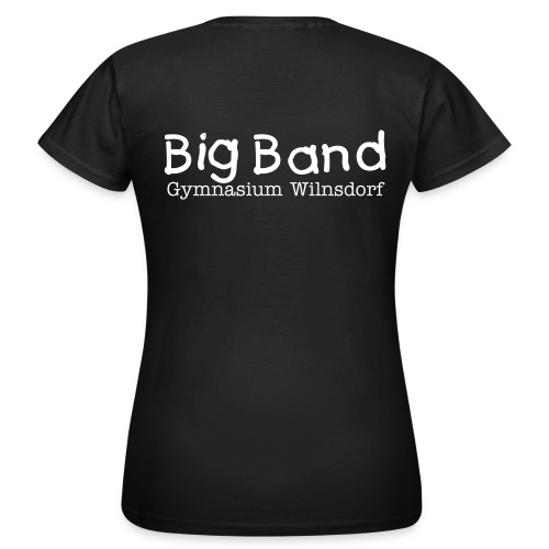 Big Band Gywi - Frauen T-Shirt