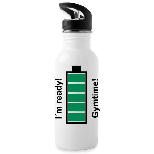 Gymtime Trinkflasche - Trinkflasche