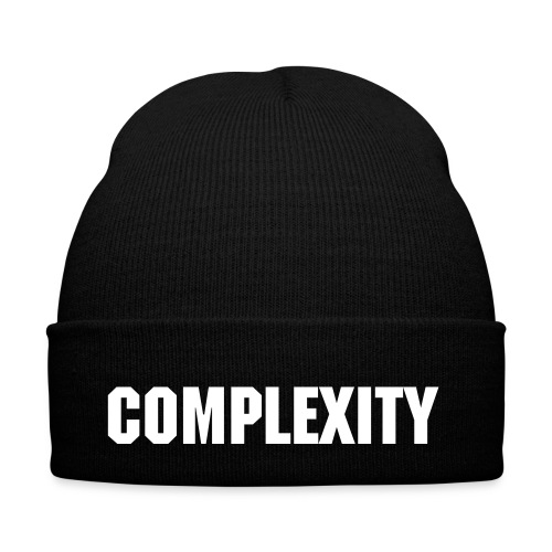 Complexity Beanie - Winter Hat