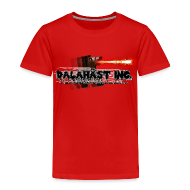 T-shirts ~ Premium-T-shirt barn ~ Dalahäst Inc.