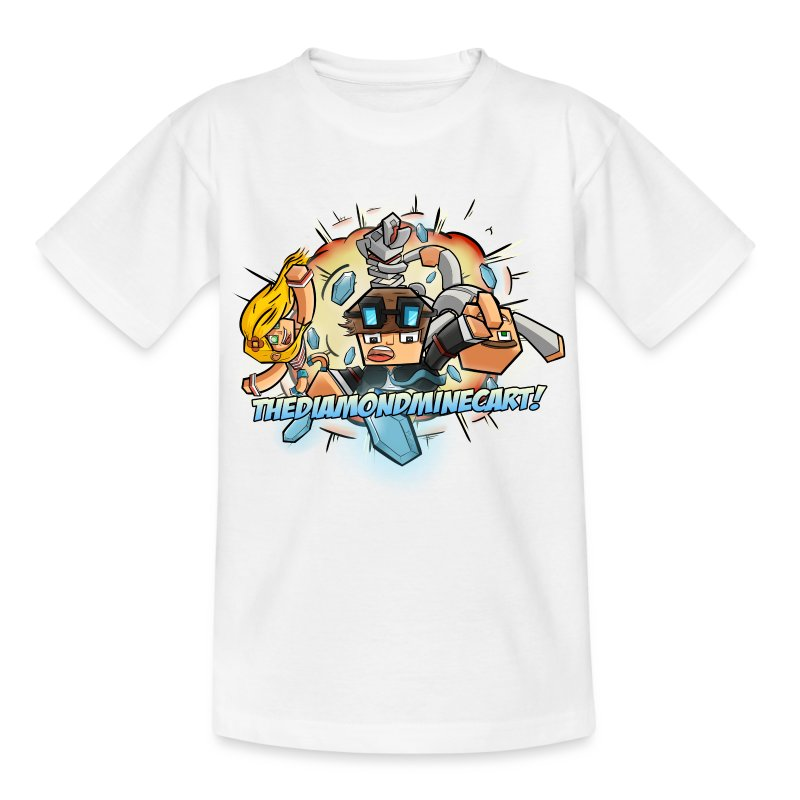 KIDS - Explosion T-Shirt - Teenage T-shirt