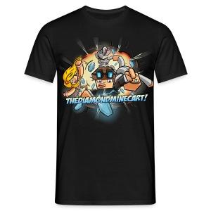 MENS - Explosion T-Shirt - Men's T-Shirt