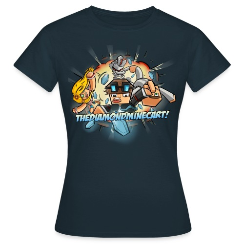 WOMENS - Explosion T-Shirt - Women's T-Shirt