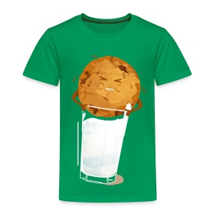 milk'n'cookie - Kinder Premium T-Shirt