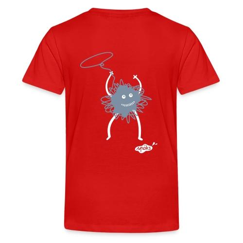 Katzling Kuno & Krisselcrissel - Teenager Premium T-Shirt