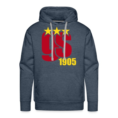 Galatasaray Ultraslan Pullover Braun - Männer Premium Hoodie