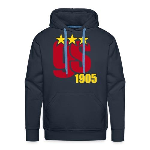 Galatasaray Ultraslan Pullover Navy - Männer Premium Hoodie