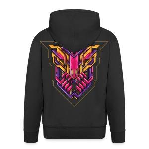 Beast - Männer Premium Kapuzenjacke