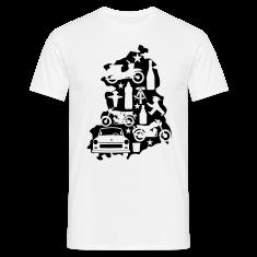 suchbegriff ampelm nnchen t shirts spreadshirt. Black Bedroom Furniture Sets. Home Design Ideas