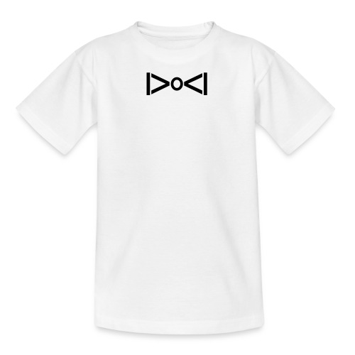 BOW TIE - Teenage T-Shirt