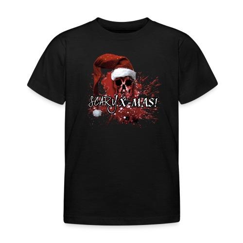 JULEMANDENS DØD - 2 - Børne-T-shirt