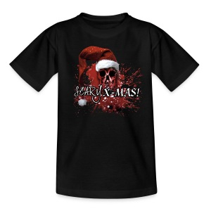 JULEMANDENS DØD T-SHIRT2 - Teenager-T-shirt