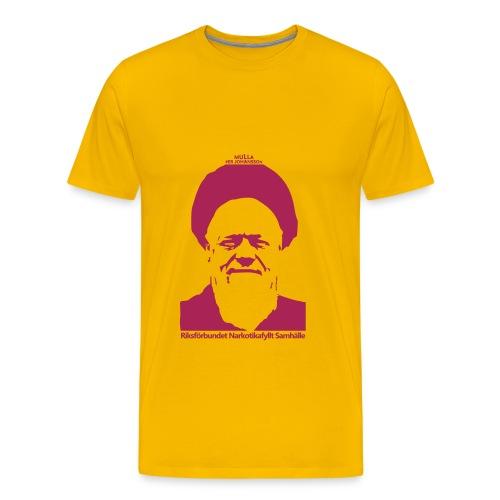 Per Johansson/RNS - #2 i Knarkkrigare-serien - Premium-T-shirt herr