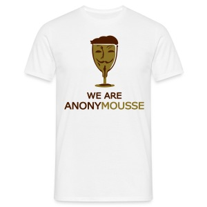 Anony MOUSSE - T-shirt Homme