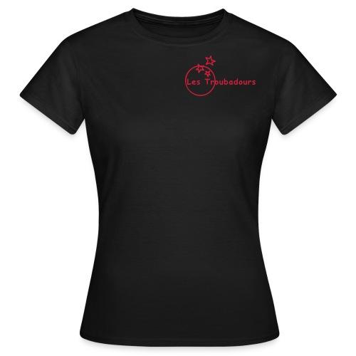 FEM14 - T-shirt Femme