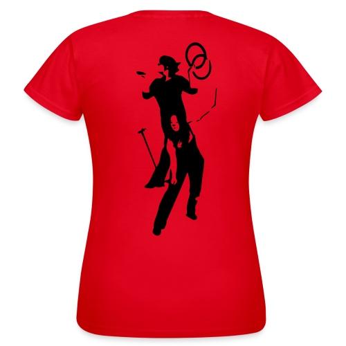 FEM15 - T-shirt Femme