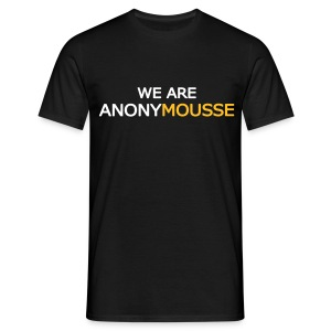 We are Anonymousse - T-shirt Homme