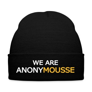 we are anonymousse - Bonnet d'hiver
