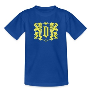 Dresden City - Double Lion Wappen - Kinder T-Shirt