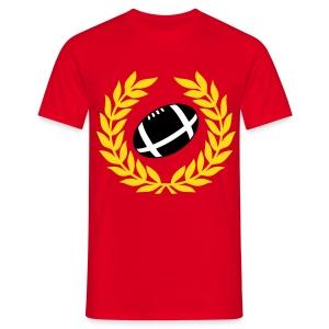 Ballon ovale - T-shirt Homme