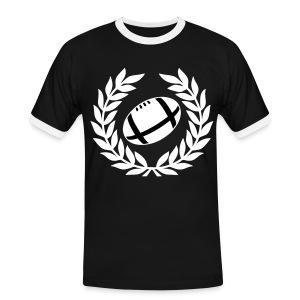 Ballon ovale - T-shirt contrasté Homme