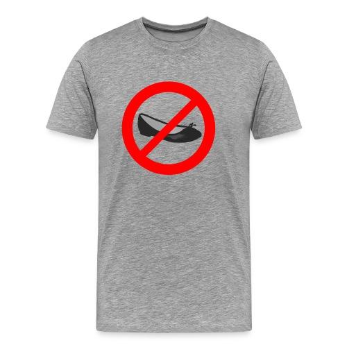NO BALLERINE - Maglietta Premium da uomo