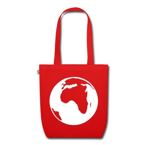 Rote Erde Einkaufstasche - Bio-Stoffbeutel